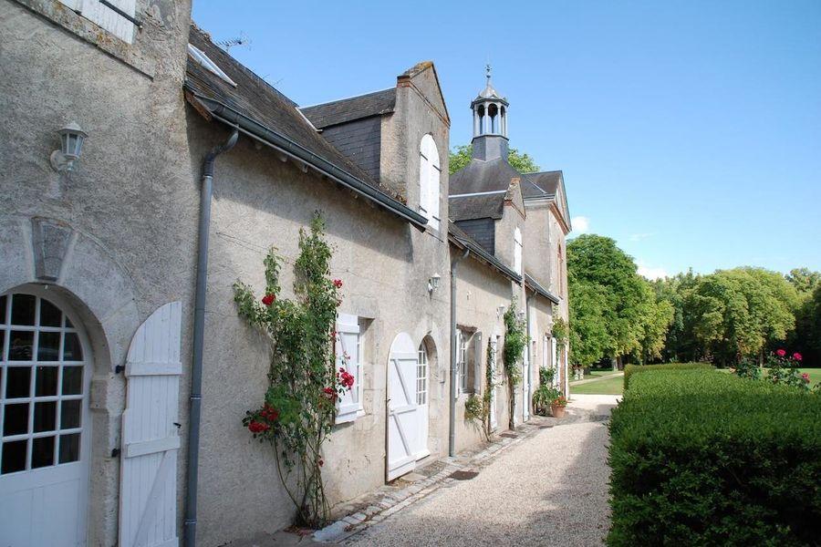 Château de Champvallins 15