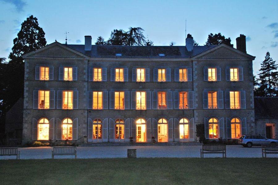 Château de Champvallins 16