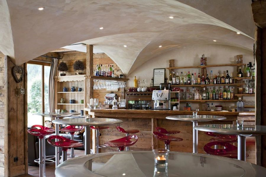 Hôtel les Grands Montets Bar