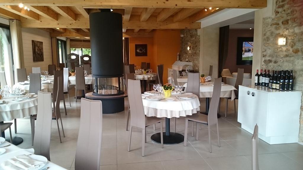 Domaine de la Haie des Granges ***    Restaurant