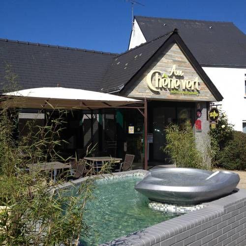 Hotel The OriginalsSaint-Brieuc Nord Au Chêne Vert Extérieur