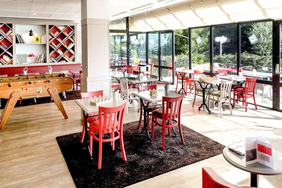 Ibis Nantes La Beaujoire *** Terrasse