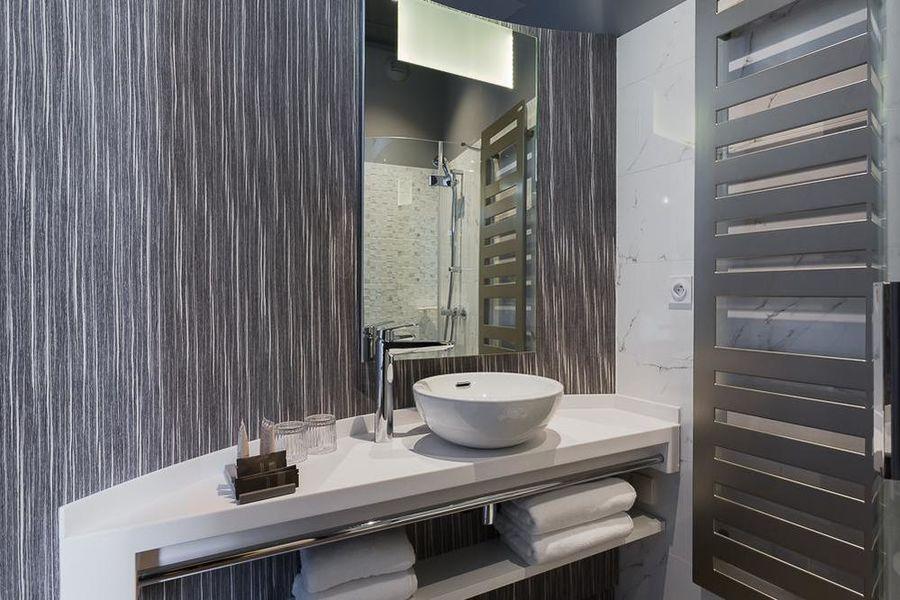 Empreinte Hotel, Boutique & Spa **** Salle de bain