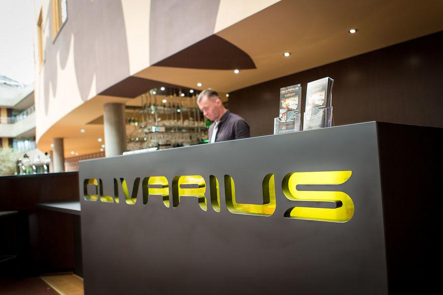 Olivarius Appart'Hotels 3* Accueil