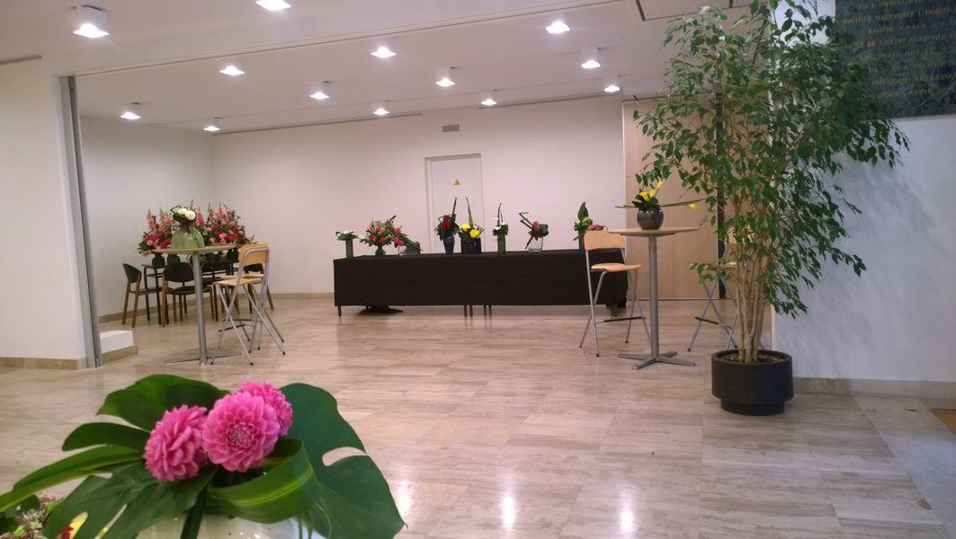 Espace Grenelle  Salle de cocktail