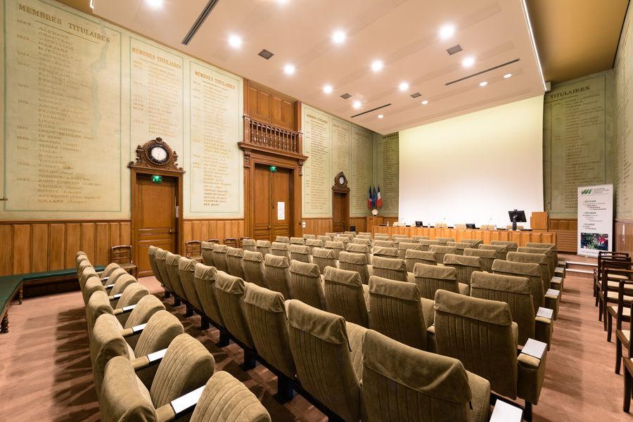 Espace Bellechasse  Salle des séances