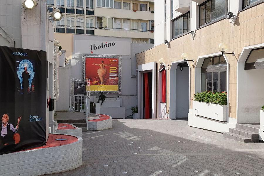 Théâtre Bobino Extérieur