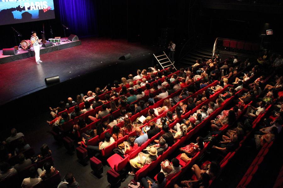Théâtre Bobino Conférence