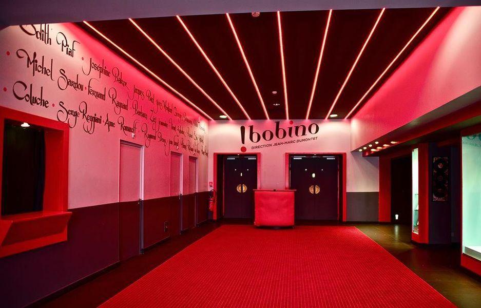 Théâtre Bobino Accueil