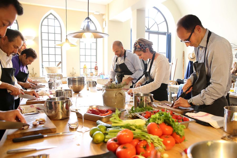 Château de Berne Hôtel & Spa ***** Ecole de Cuisine