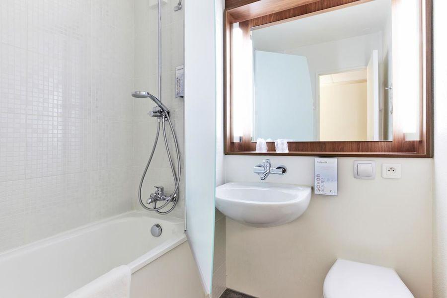 Campanile Nogent-sur-Marne Salle de bain