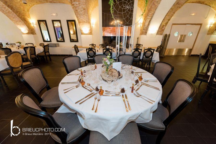 Hôtel***Restaurant Spa La Robéyère Salle des Ecuries - Restaurant