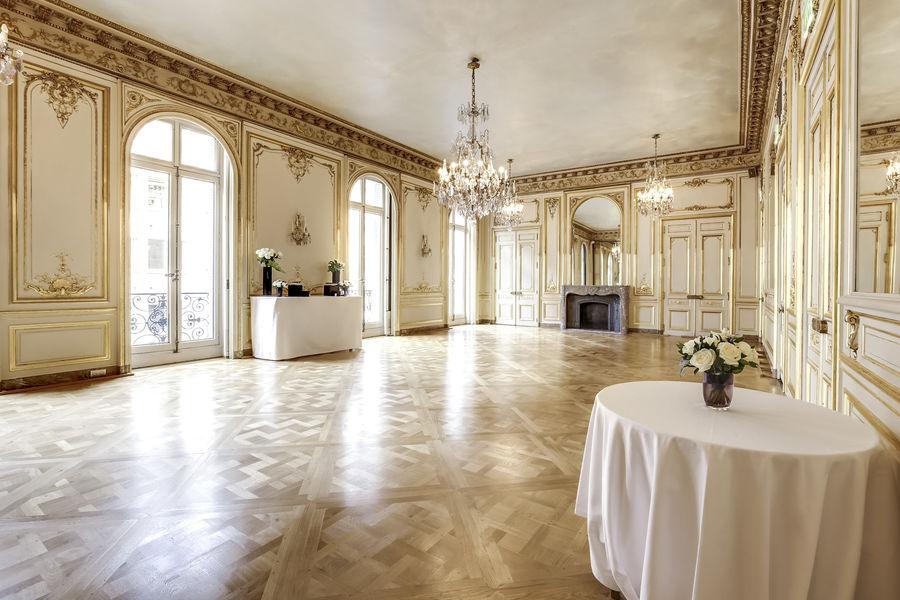 La Maison des Centraliens ***** salon Empire