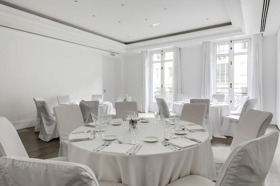 La Maison des Centraliens ***** Salon Michelin