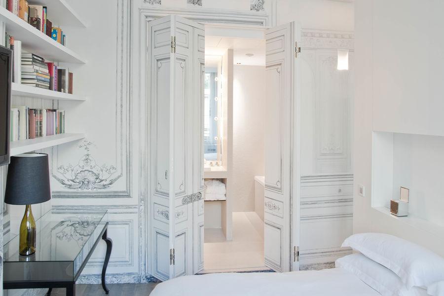La Maison des Centraliens ***** Suite salon Doré