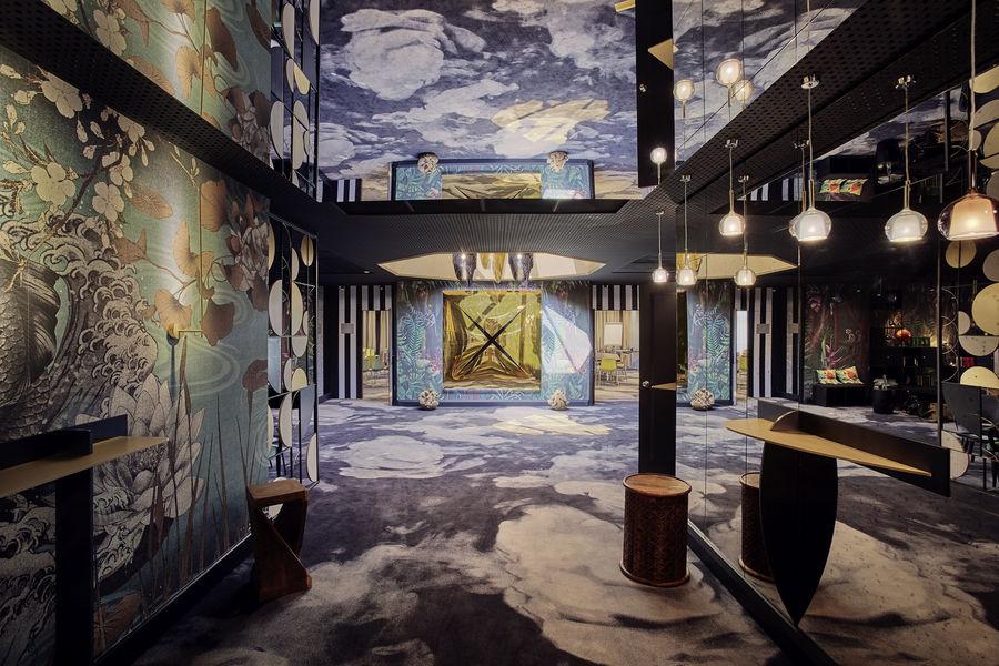 Hôtel Novotel Marne-la-Vallée Collégien **** Espace de réunion