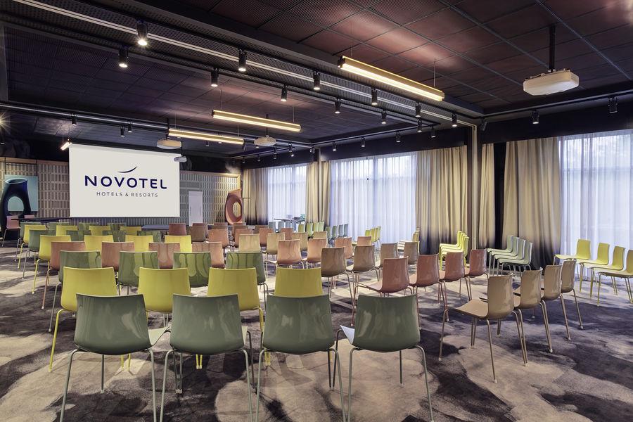 Hôtel Novotel Marne-la-Vallée Collégien **** Salle de réunion