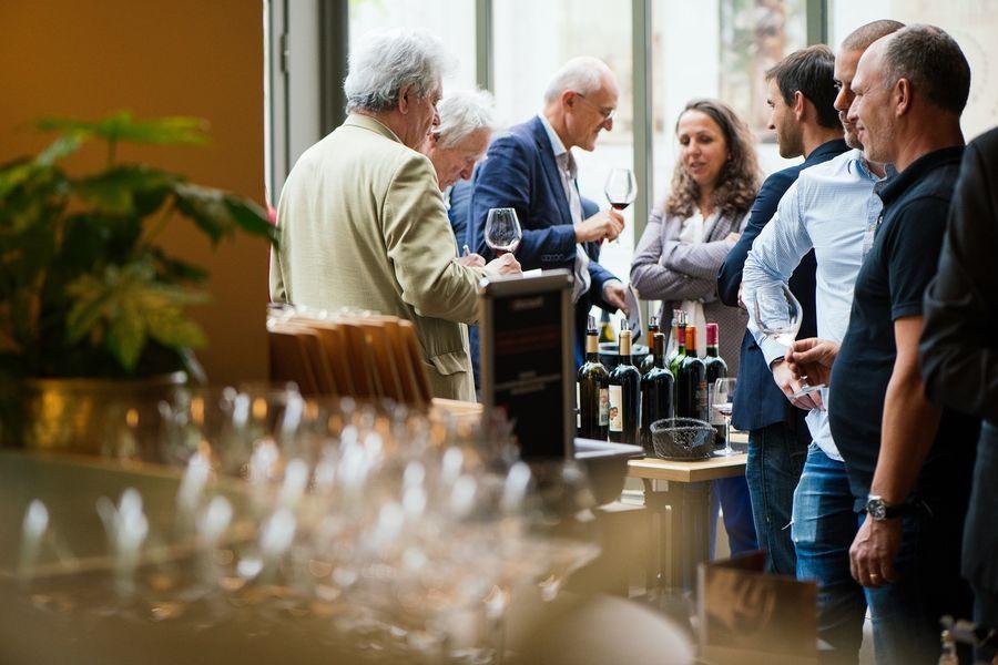 Baltard au Louvre Cocktail déjeunatoire sous la verrière (1)