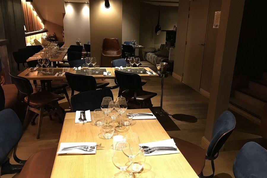 Baltard au Louvre Le speakeasy dressé en dîner assis (2)