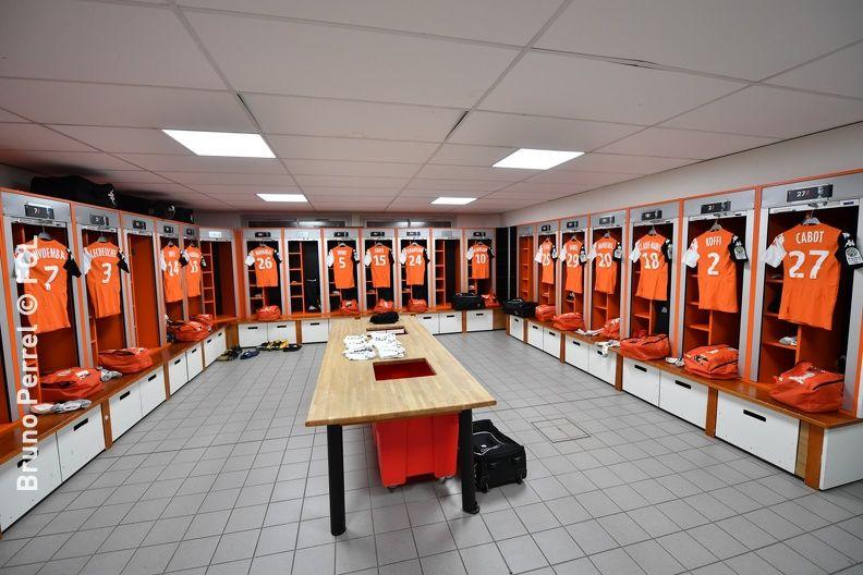 Stade du FC Lorient / Centre d'entrainement du FC Lorient Des visites en coulisses...