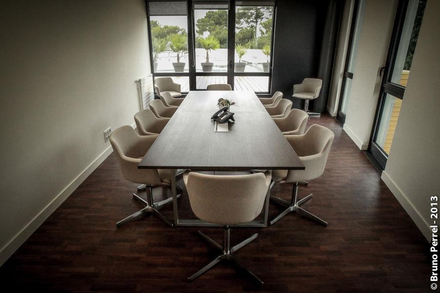 Centre d'entrainement du FC Lorient  Une salle de réunion pour sortir de votre cadre...
