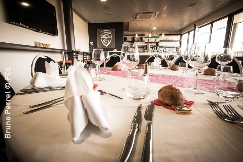 Centre d'entrainement du FC Lorient  Une solution traiteur...