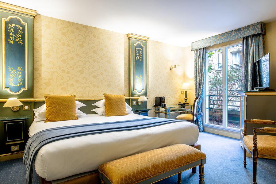 Villa Beaumarchais **** Chambre Supérieure