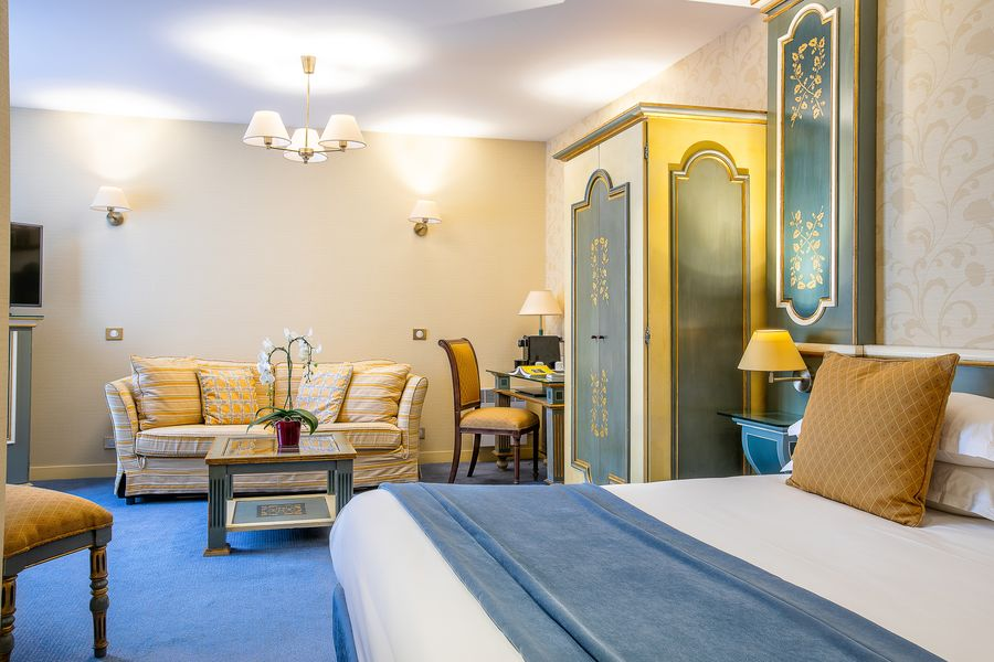 Villa Beaumarchais **** Junior Suite