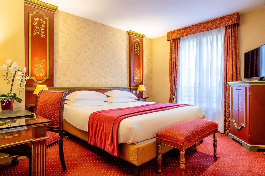Villa Beaumarchais **** Chambre Standard