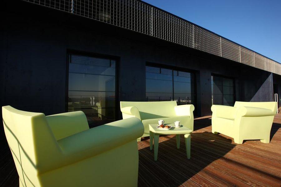 Olivarius Appart'Hotels 3* Terrasse