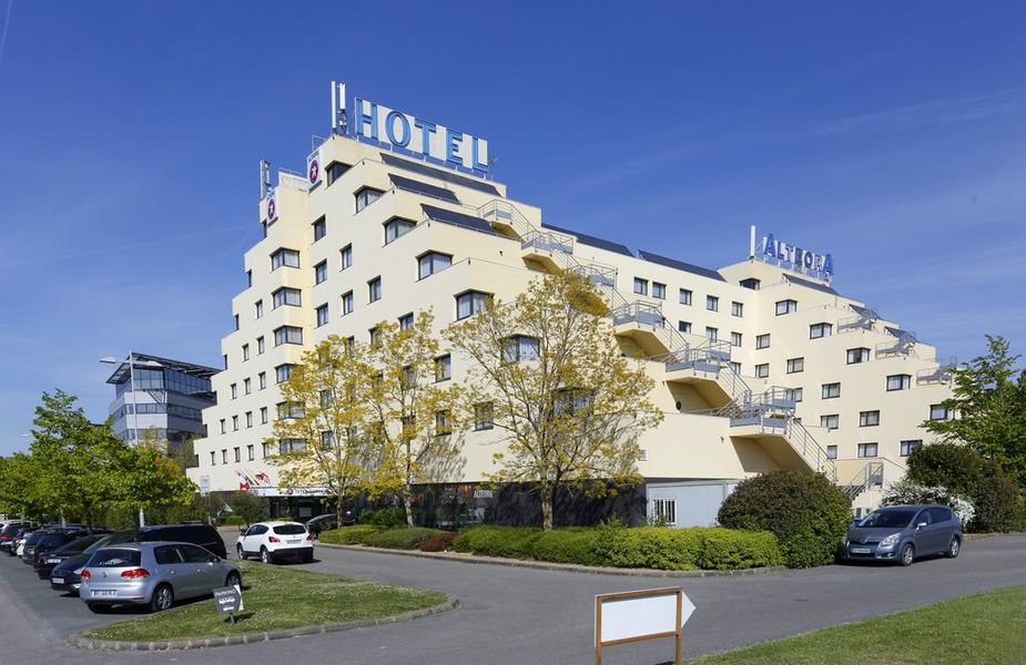 Hotel The OriginalsAlteora Poitiers Site du Futuroscope Extérieur