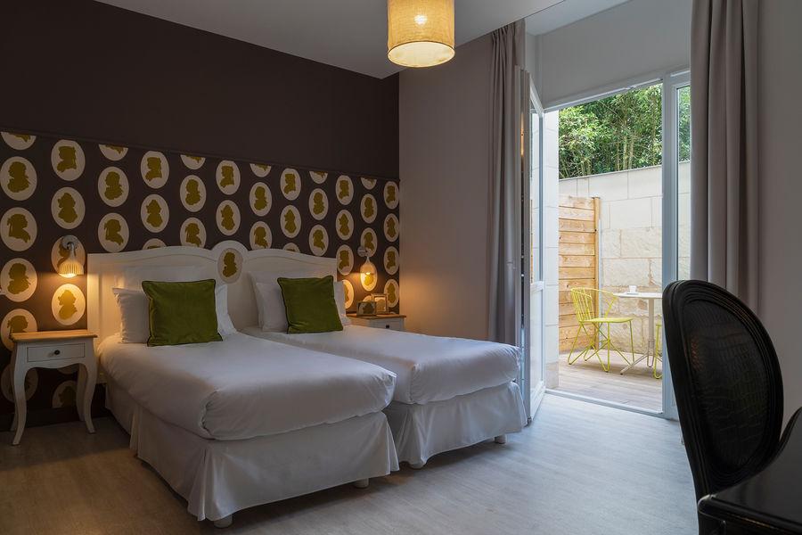 Hotel The OriginalsSaumur Le Londres 6