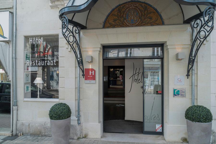 Hotel The OriginalsSaumur Le Londres 23