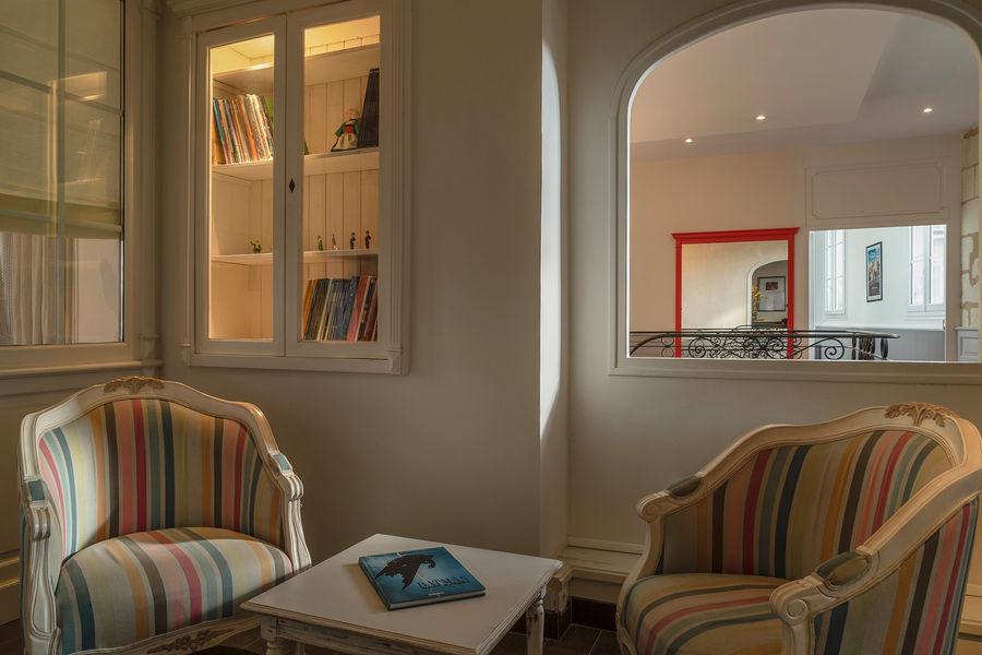 Hotel The OriginalsSaumur Le Londres 27