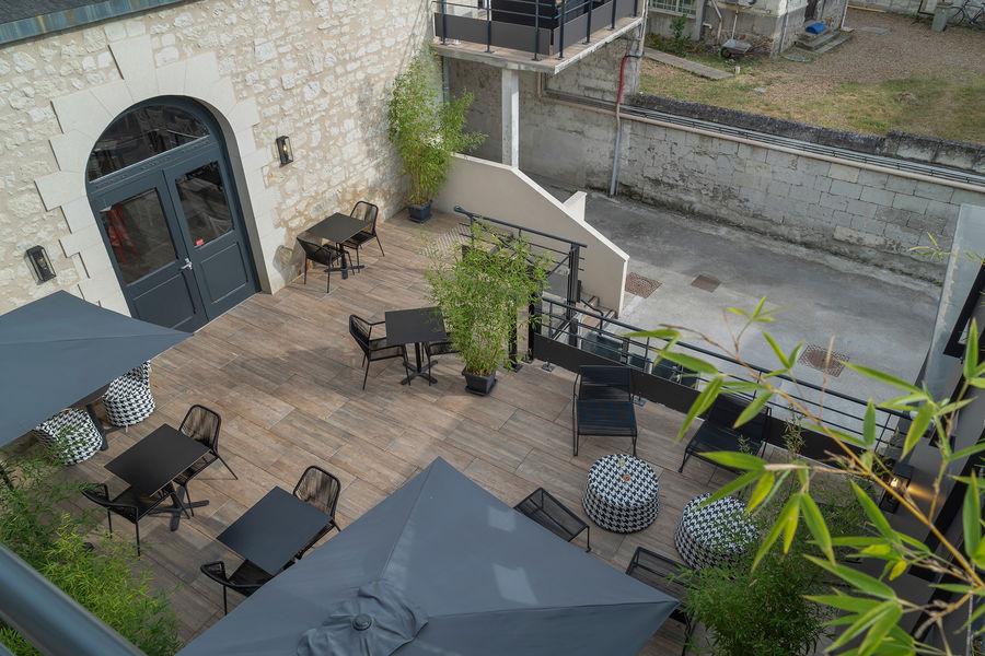 Hotel The OriginalsSaumur Le Londres 26