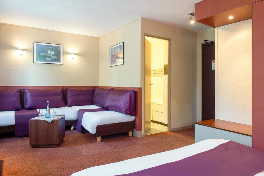 Hotel The Originals Lille Est Grand Stade Ascotel 15