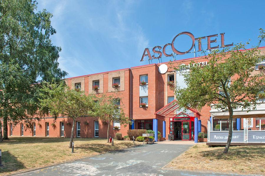 Hotel The Originals Lille Est Grand Stade Ascotel 28