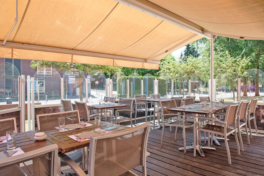 Hotel The Originals Lille Est Grand Stade Ascotel 30