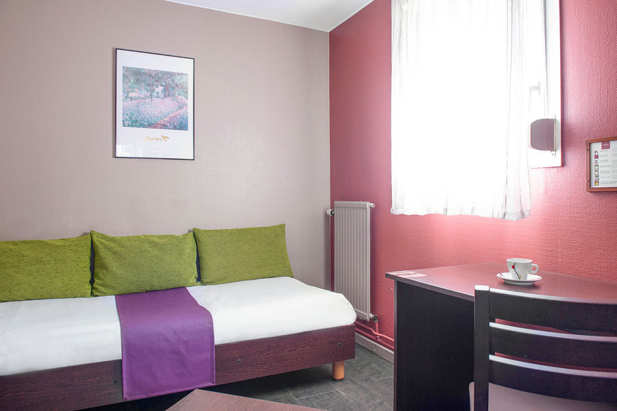 Hotel The Originals Lille Est Grand Stade Ascotel 24