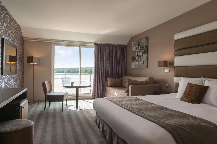 Hotel The Originalsdu Golf de l'Ailette Laon Sud 11