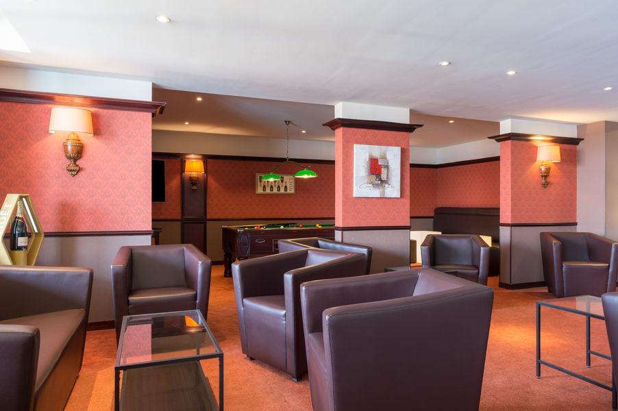 Hotel The Originalsdu Golf de l'Ailette Laon Sud 16