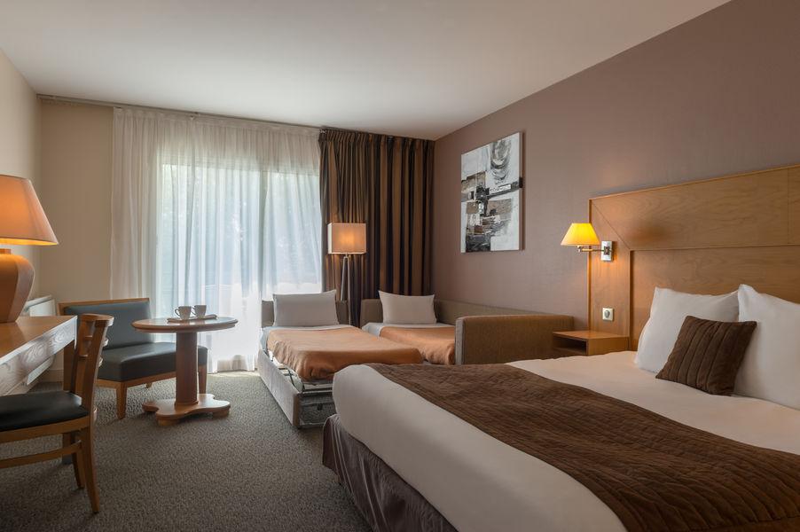 Hotel The Originalsdu Golf de l'Ailette Laon Sud 21