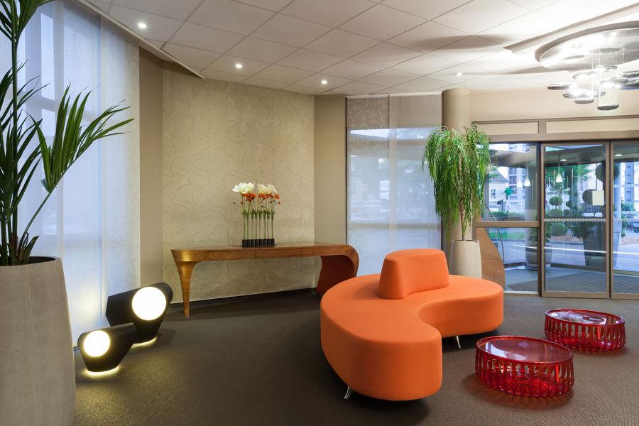Hotel The OriginalsMontbéliard Est Arianis Sochaux 7