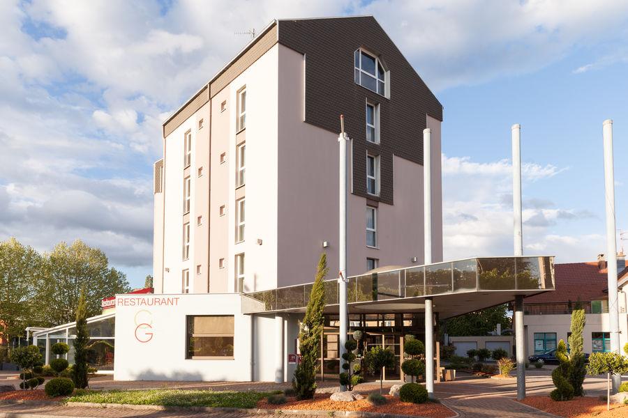 Hotel The OriginalsMontbéliard Est Arianis Sochaux 11