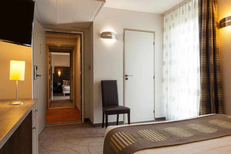 Hotel The OriginalsMontbéliard Est Arianis Sochaux 15