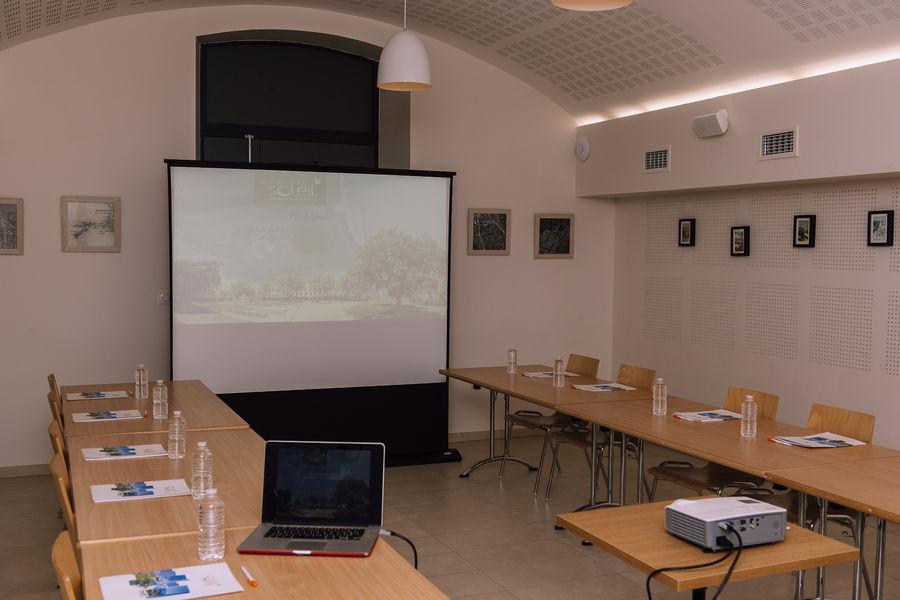 Les Villages clubs du soleil - Marseille  Salle de réunion