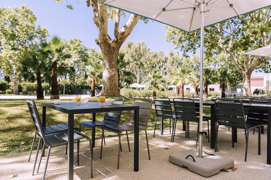 Les Villages clubs du soleil - Marseille  Espace Extérieur - Terrasse