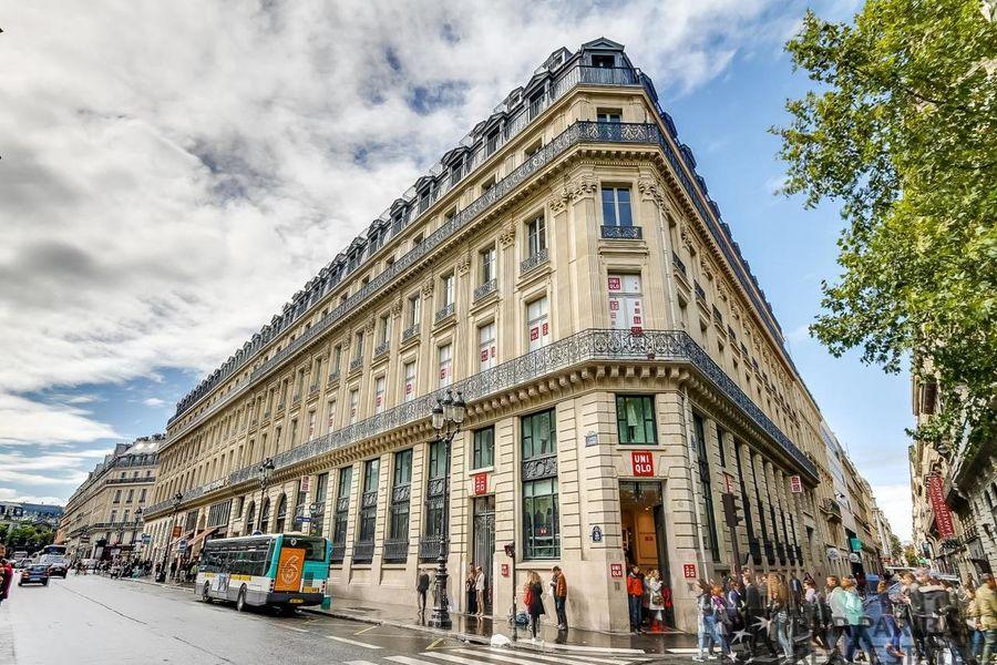 Baya Axess Garnier Immeuble