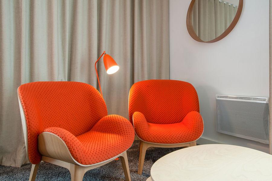 Hotel The Originals Le Manoir du Lys 6