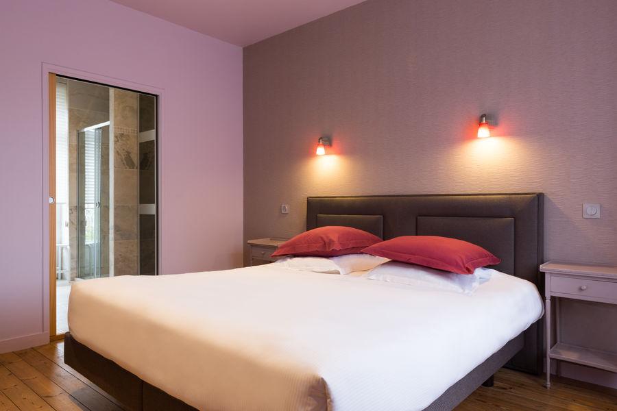 Hotel The OriginalsGrand Hôtel de Courtoisville 13